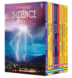 Usborne science 10 books