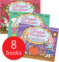 The Fairytale Hairdresser Collection - 8 Books (Collection)