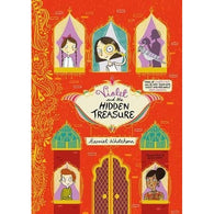 Violet and the Hidden Treasure (Paperback)