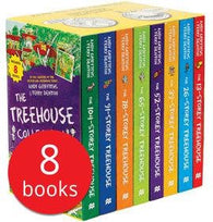 The 13-Storey Treehouse Collection (8 Books)