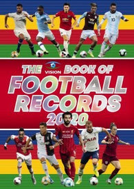 The Vision Book of Football Records 2020 (Hardback)