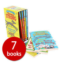 Jeremy Strong Collection - 7 Books