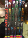 Stitch Head by Guy Bass Collection - 6 books