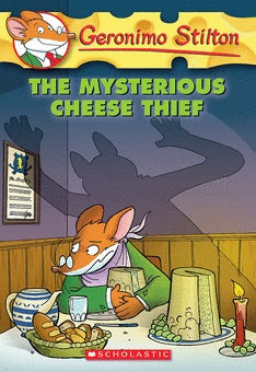 Geronimo Stilton #31: Mysterious Cheese Thief