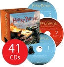 Harry Potter Books 4-5: Audio Collection - 41 CDs