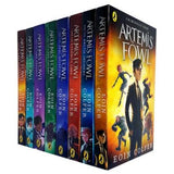 Artemis Fowl Collection (8 Books)