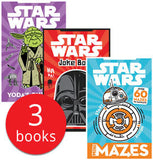 Star Wars Activity Collection - 3 Books (Collection)
