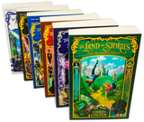 The Land of Stories 6 books