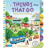Things that go - My first search and find book