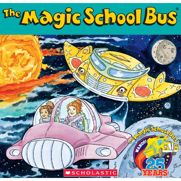 The Magic School Bus 25th years