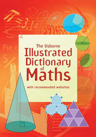 Illustrated dictionary of maths  Usborne
