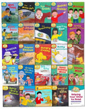 Oxford Reading Tree - Read with Biff, Chip and Kipper Collection: Levels 4-6 - 25 Books