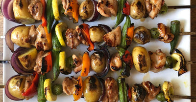 Tips for Great Grilled Kebabs