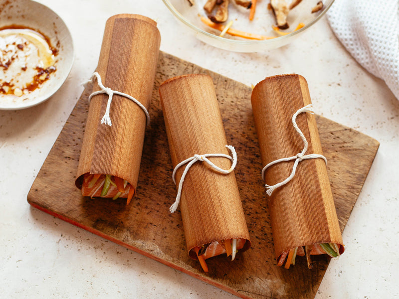 How To Cook With Cedar Wraps 5 Easy Recipes For The Grill Kitchen Or Campfire