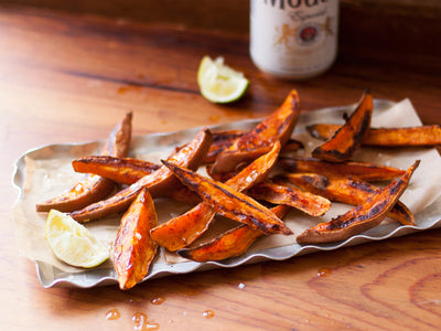 Everyday Sweet Potato Fries