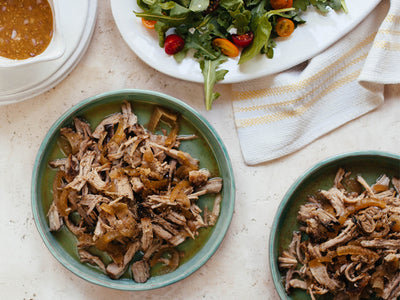 Pulled Pork: Healthy Slow Cooker Recipes