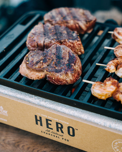SOLVING 7 GRILLING CHALLENGES
