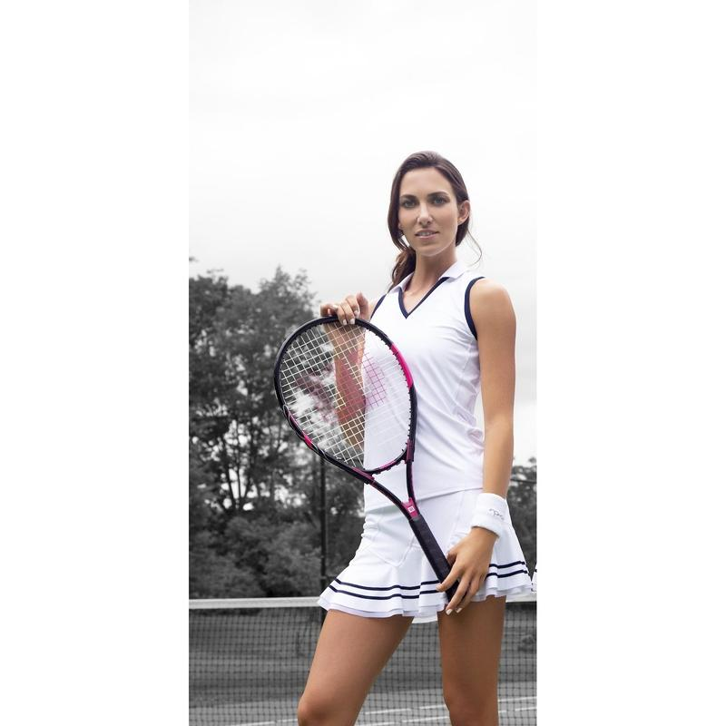 inPhorm Krista V-Neck-Open Court
