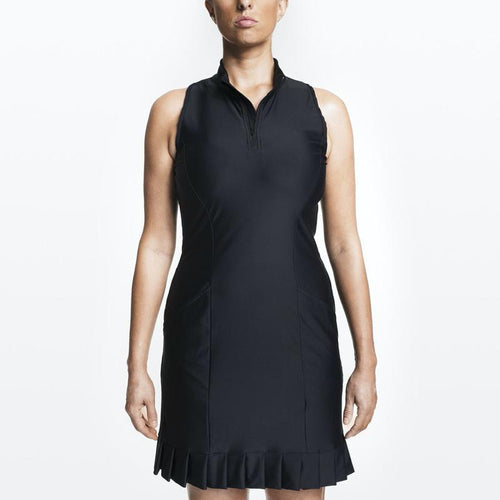 Tzu Tzu Shiloh Dress Black-Open Court