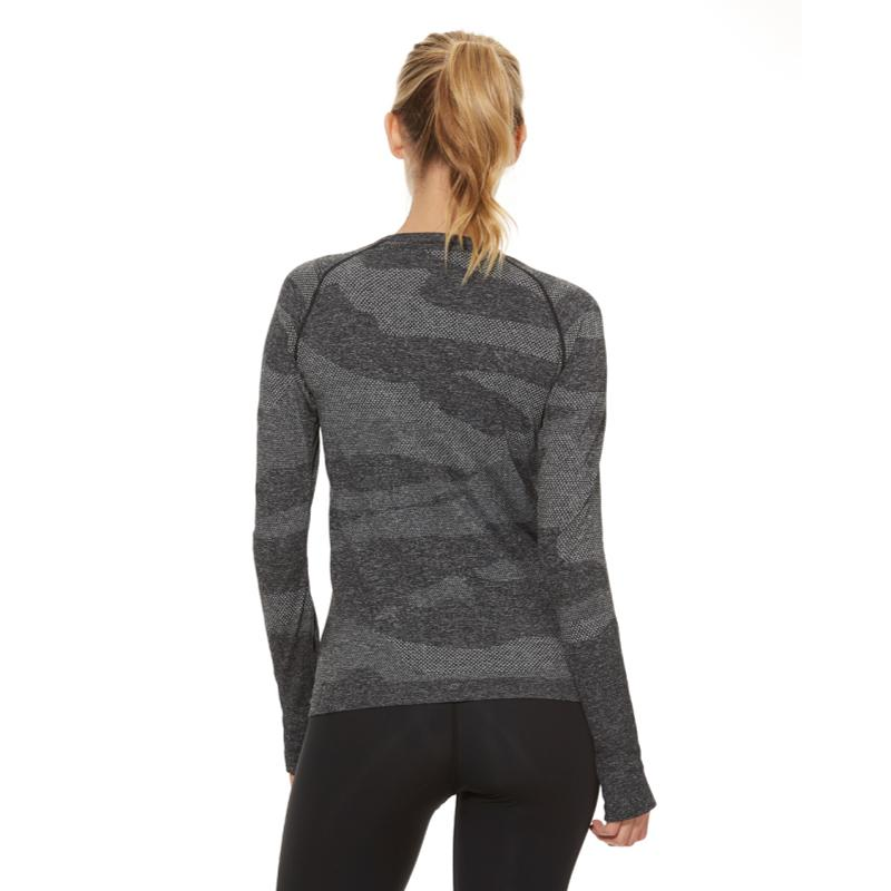 HPE High Cross X Seamless Long Sleeve-Open Court
