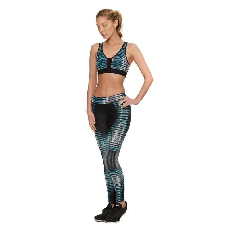 HPE Saturn Leggings-Open Court