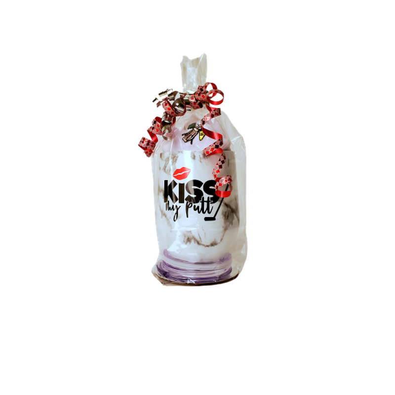 Kiss My Putt Gift Pack-Open Court