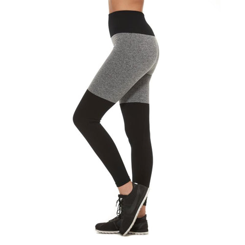 HPE High Waist Coast Seamless Leggings-Open Court