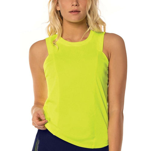 Lucky In Love Starter Ribbed Tank NYEL-Open Court