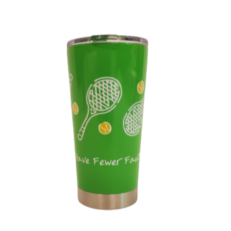 Thermal Tumbler - Fewer Faults-Open Court