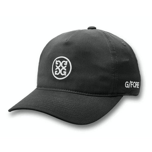 G/FORE Xfit Small Circle G's Hat - Onyx-Open Court