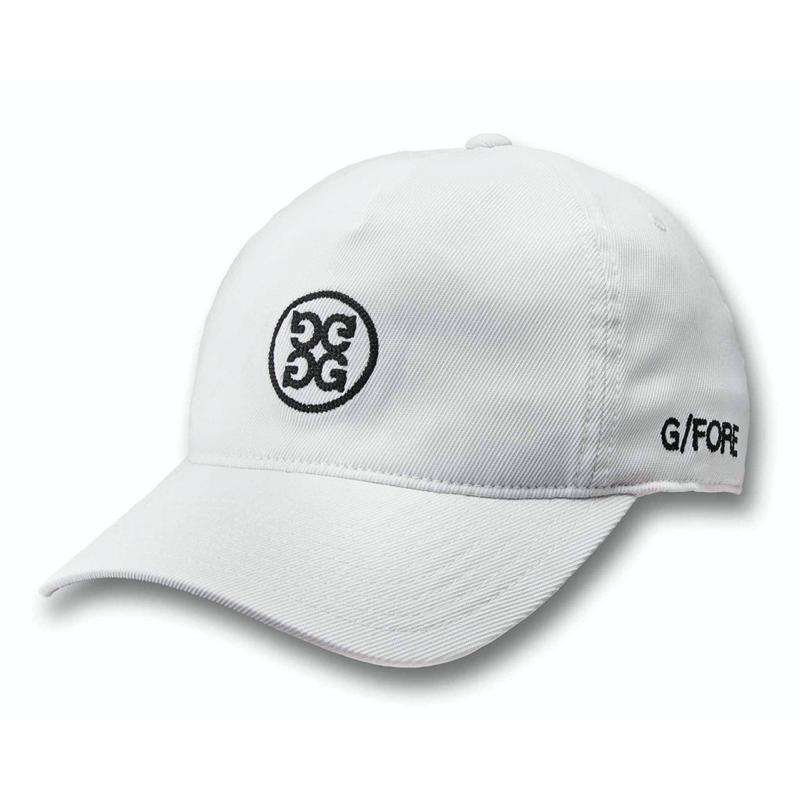G/FORE Xfit Small Circle G's Hat - Snow-Open Court