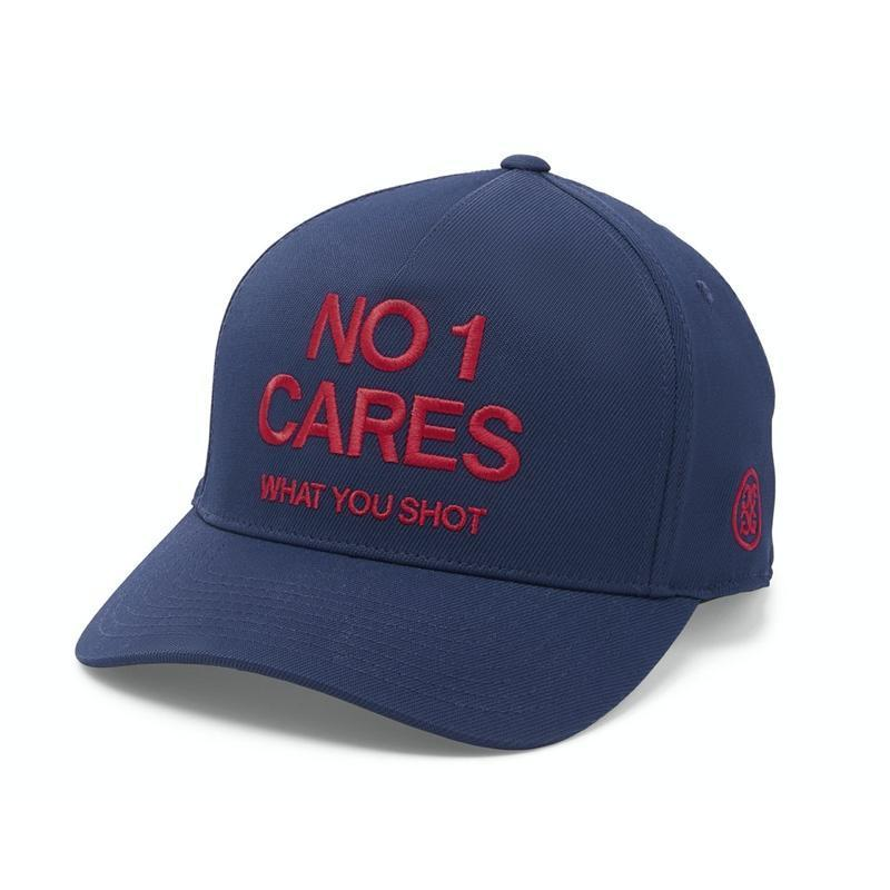 G/FORE No 1 Cares Snapback Hat - Twilight-Open Court
