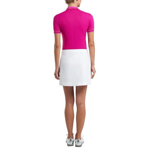 "G/FORE Grosgrain Skort 17""- Snow Bottoms - Open Court"