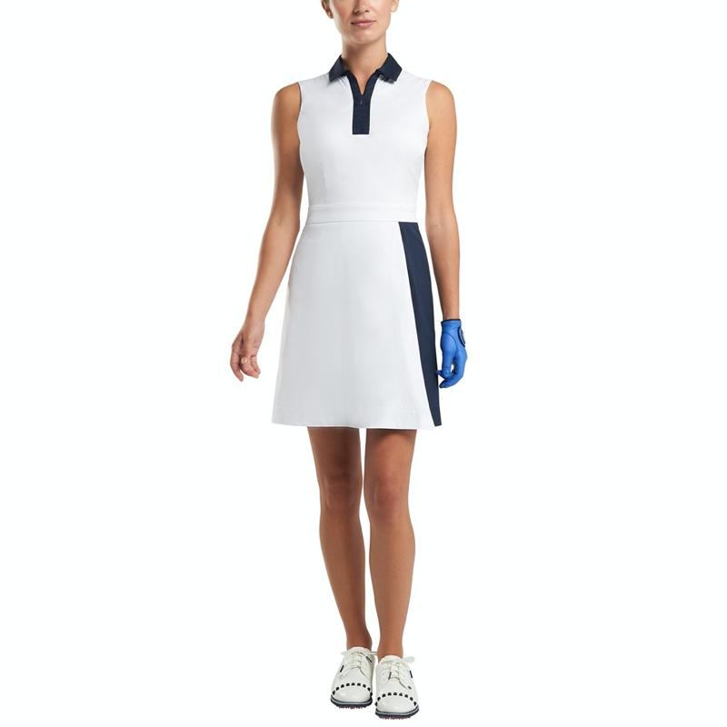 G/FORE Colour Block Dress-Open Court
