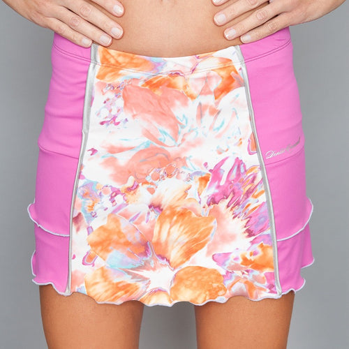 Denise Cronwall Catalina Tennis & Golf Skort-Open Court