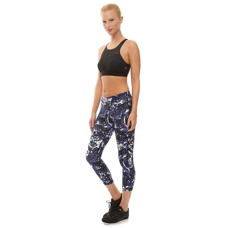 HPE Soho 3/4 Leggings-Open Court