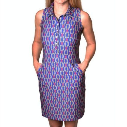 Tee2Sea S/L Golf Dress - Love Knot-Open Court