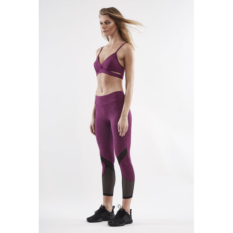 Lanston Jay Scoop Legging-Open Court