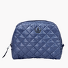 Oliver Thomas Cosmetic Case - Navy Accessories - Open Court