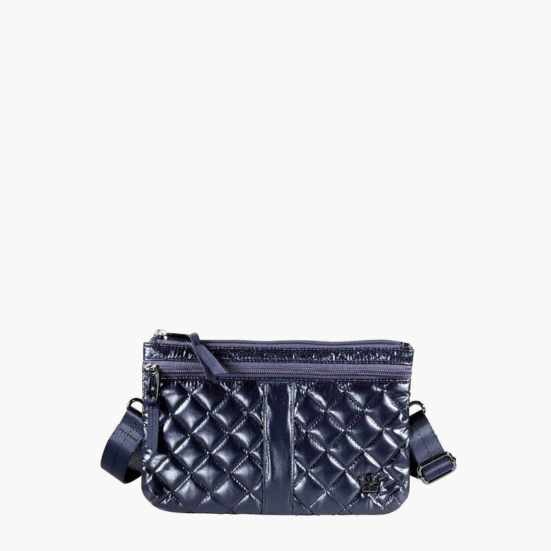 Oliver Thomas Fourplay Pouch - Midnight Blue Accessories - Open Court