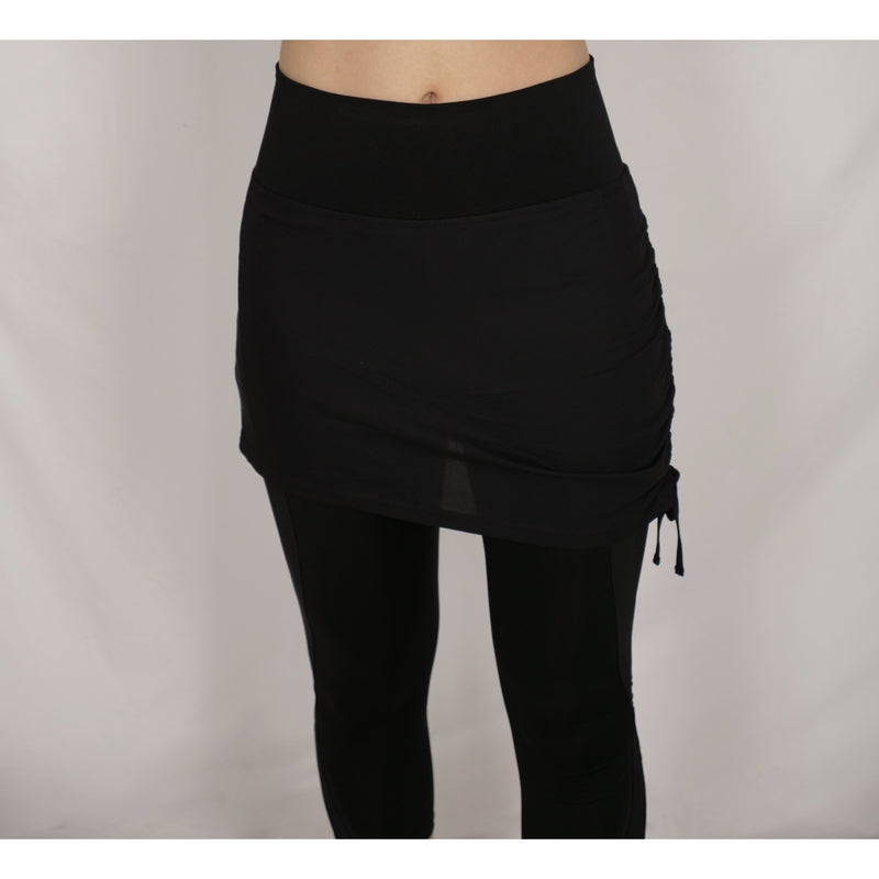 InPhorm Caitlin Skirt Legging-Open Court