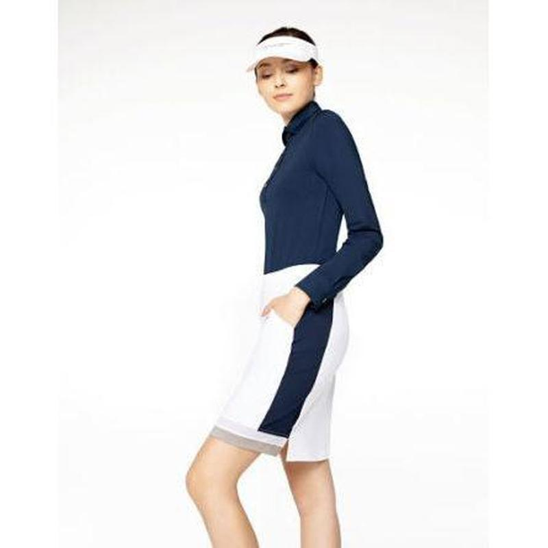 inPhorm Rebecca L/S Polo-Open Court