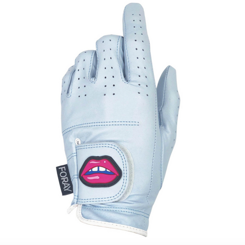 Foray Asher Golf Glove LH - Ice Blue Accessories - Open Court