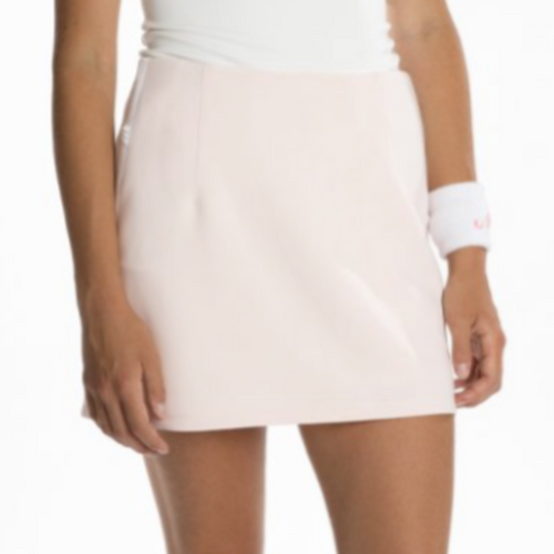 Hedge Meade Mini Skirt - Pink-Open Court