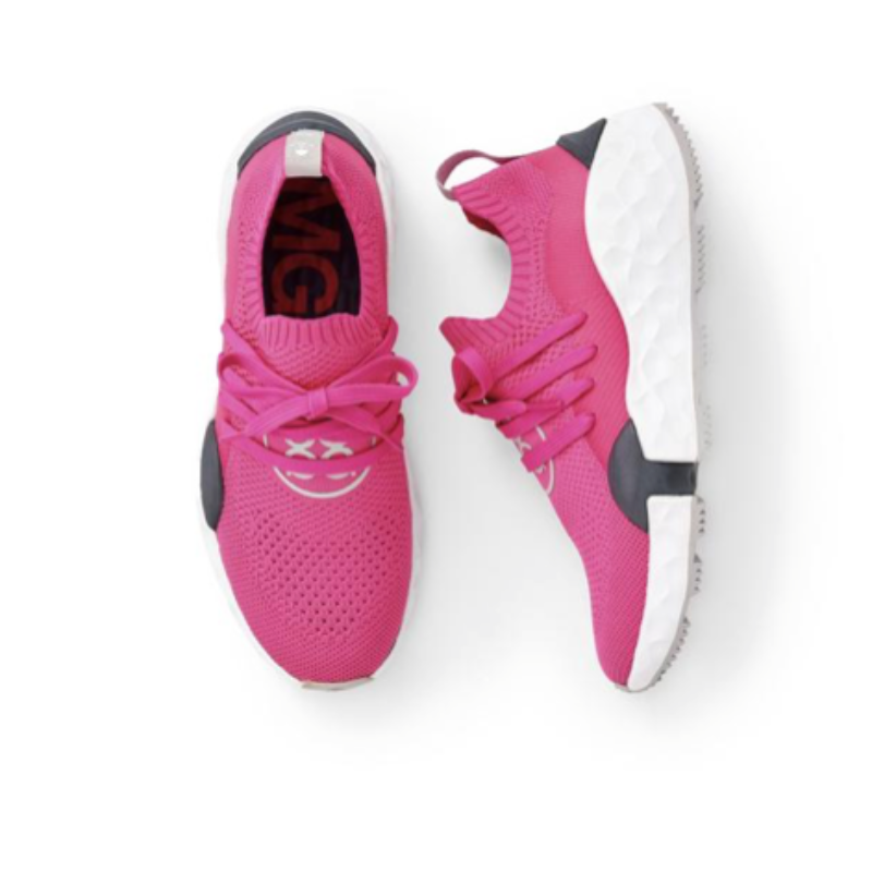 G/FORE MG4.1 Women's Limited Edition Golf Shoe - Day Glo Pink Thumbnail Image 1