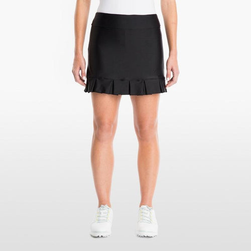 Tzu Tzu Samba Skort - Black-Open Court