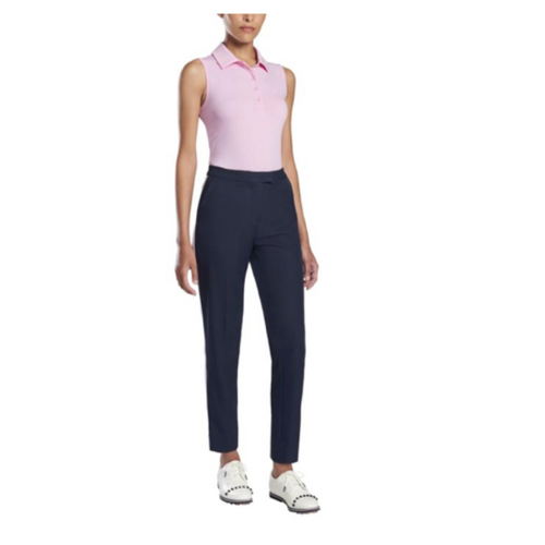 G/FORE Straight Leg Tux Trouser - Twilight-Open Court