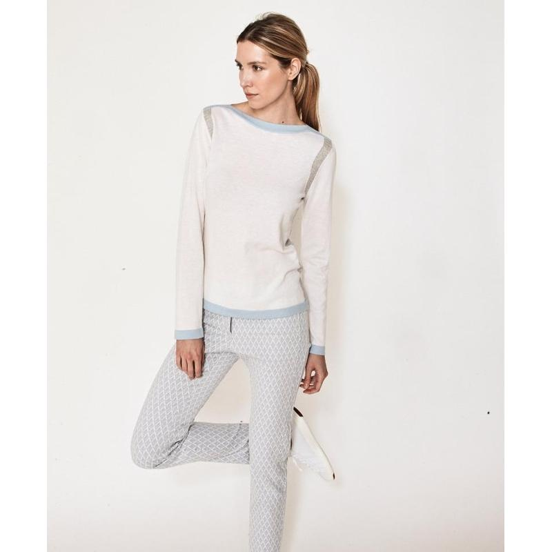 Movetes Marisa Sweater-Open Court