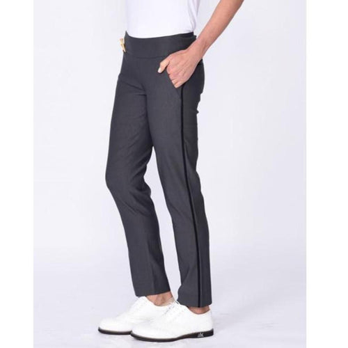 Golftini Trophy Pull-On Pant Bottoms - Open Court