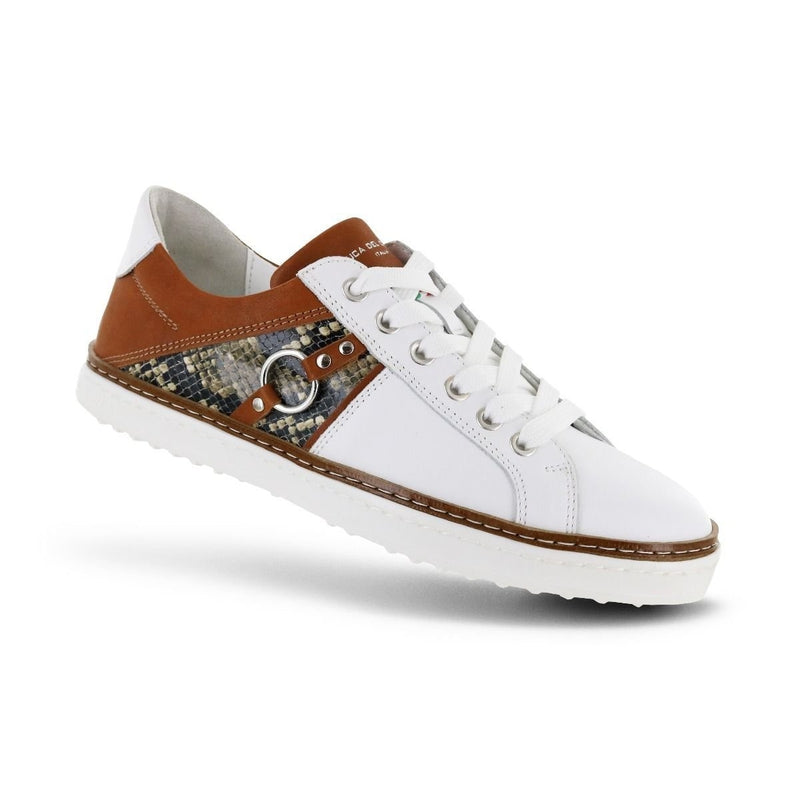 Duca Del Cosma Geneva Golf Shoe-Open Court